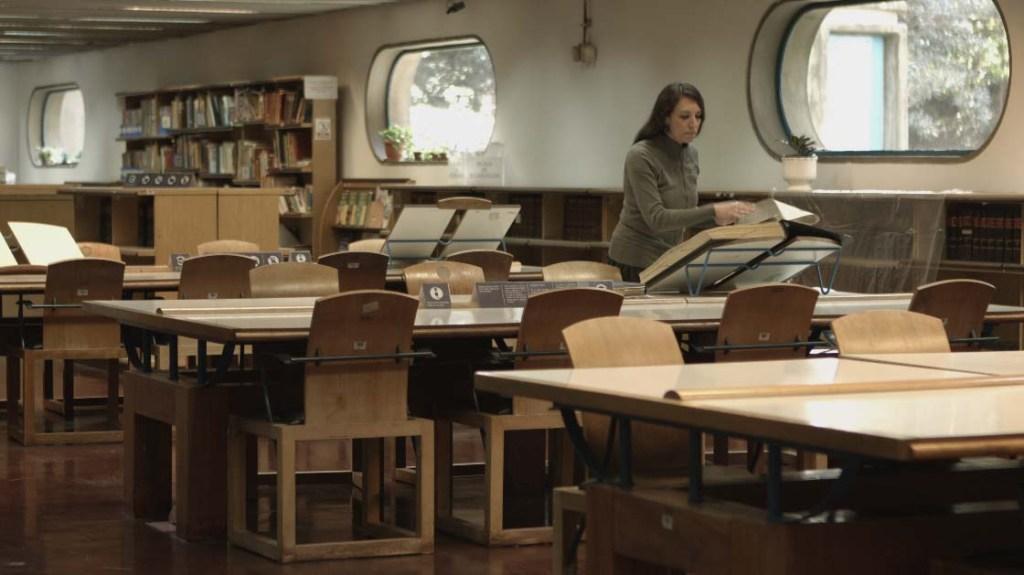 Captura de pantalla del film Femicidio. Un caso, múltiples luchas