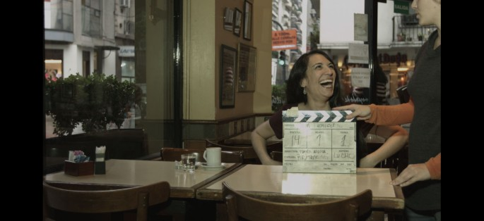 Backstage del documental Femicidio. Un caso, múltiples luchas