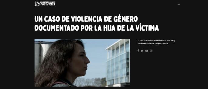 El documental Femicidio. Un caso, múltiples luchas llega a México